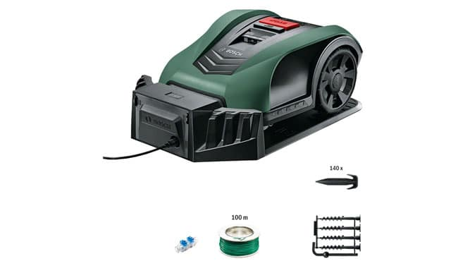 Bosch Indego 350 Connect Robotic Lawn Mower