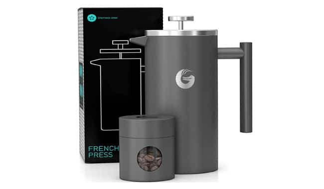 Coffee Gator Cafetiere