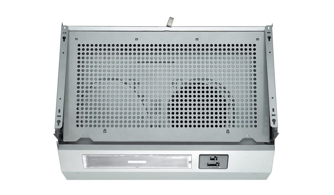 Cookology INT600SI Integrated Cooker Hood