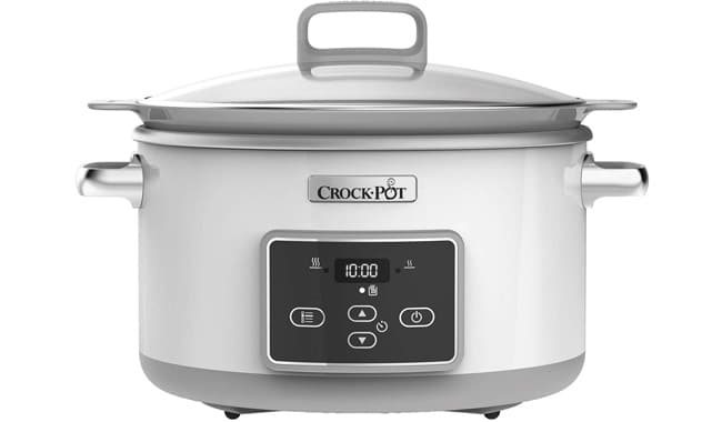 Crock Pot Duraceramic Slow Cooker