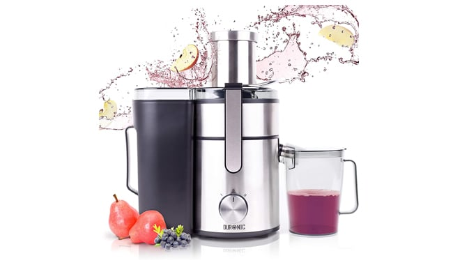 Duronic JE10 Whole Fruit and Vegetable Juicer