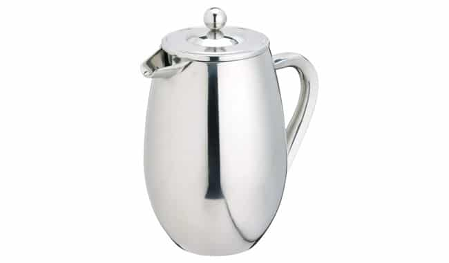 KitchenCraft LeXpress Stainless Steel Cafetiere