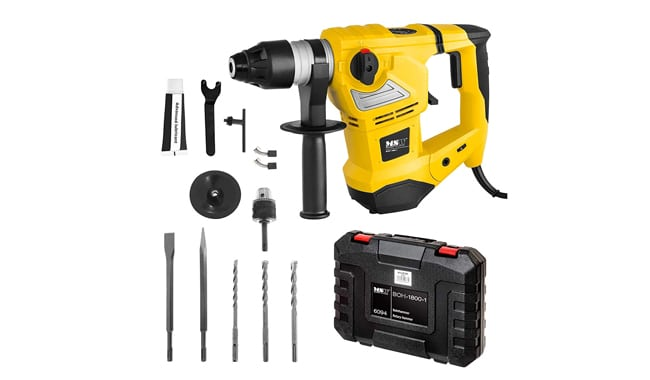 MSW BOH-1800-1 SDS Hammer Drill