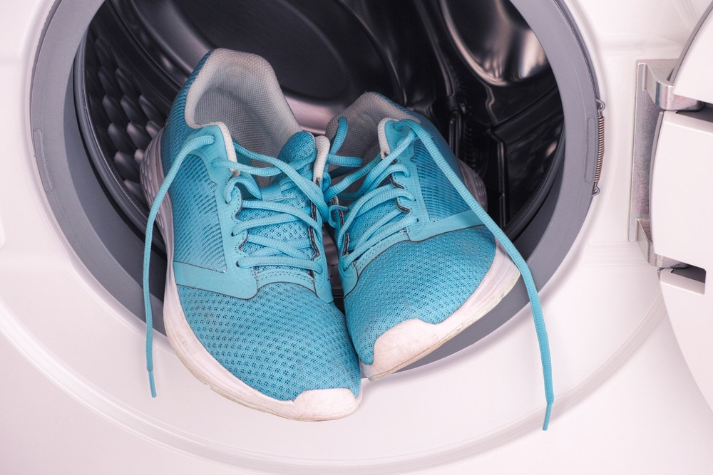 How to Wash Trainers In a Washing Machine