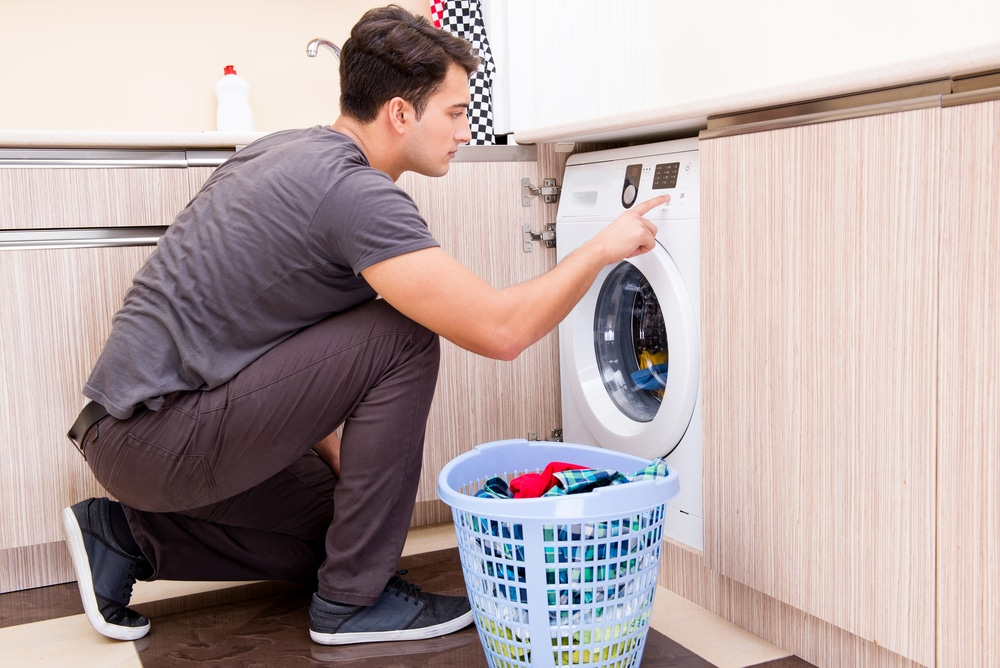 what is an integrated washer dryer